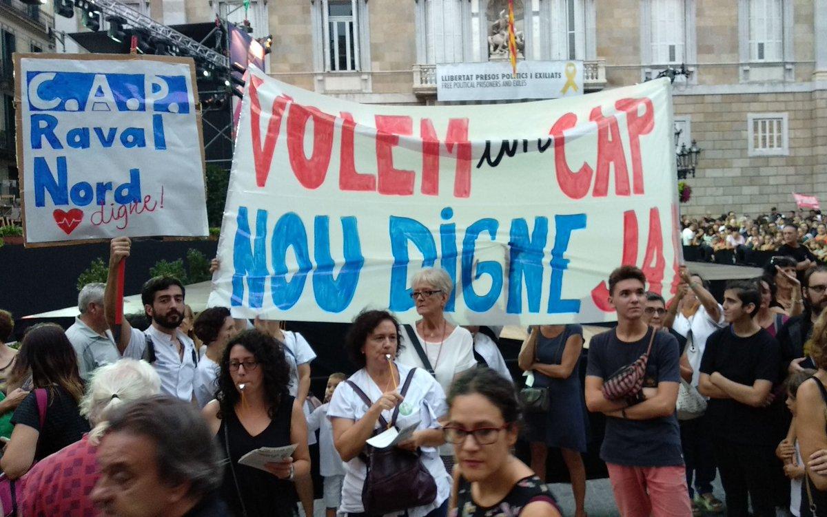 L'Atenció Primària en lluita, sobren motius
