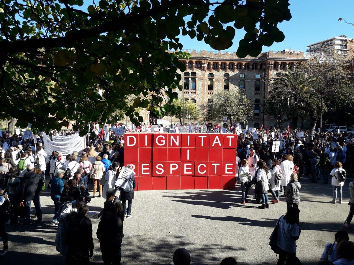 Els metges d'Atenció Primària a Madrid fan la vaga a la gestió del PP a cinc dies de les eleccions